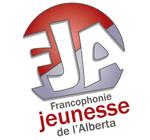logo francophonie jeunesse de l'alberta