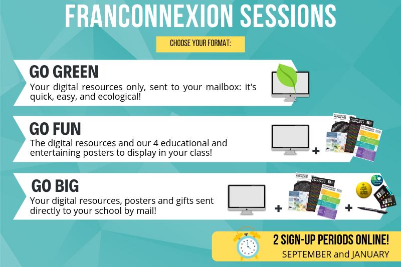 Franconnexion sessions