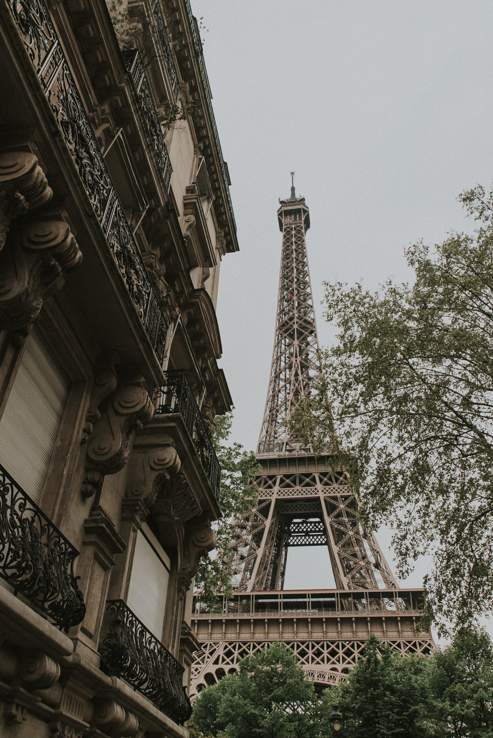 Tour Eiffel - visiter France