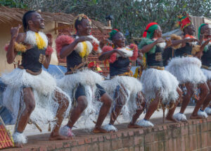 Bikutsi, danse camerounaise