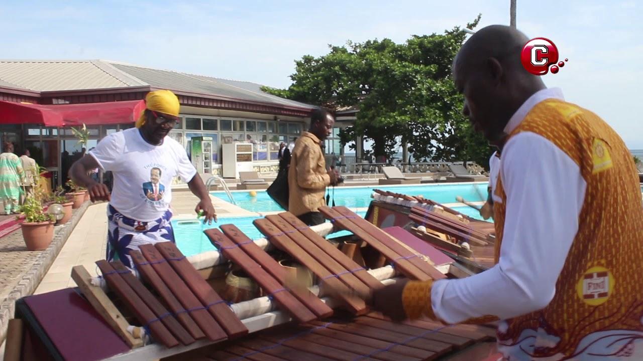 Xylophone, instrument de musique camerounais