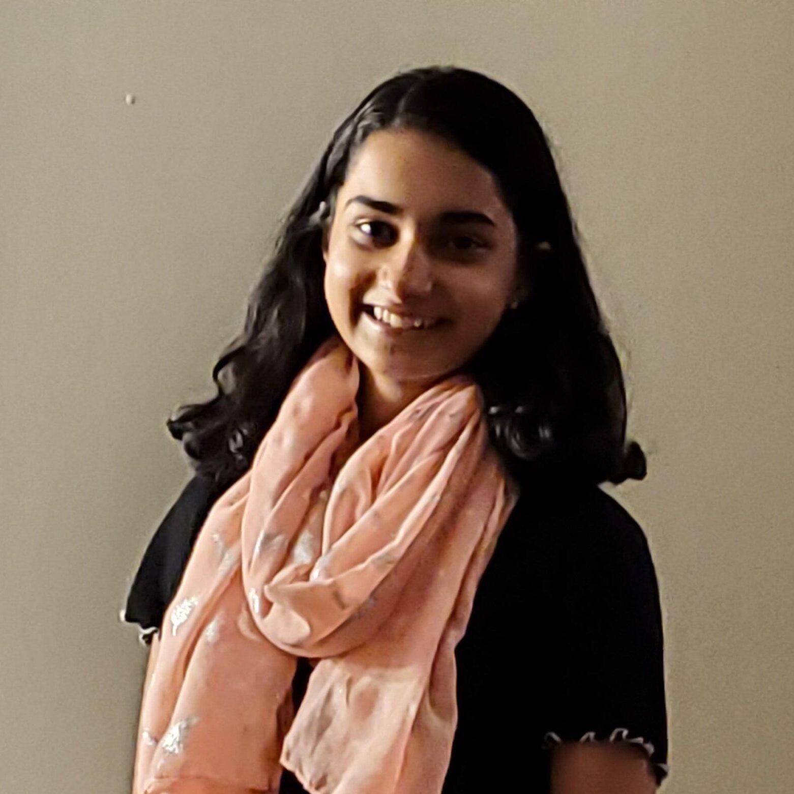 Maryam Taj, auteure de l'article Recettes rapides pour le confinement