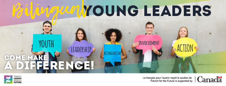 Bilingual young leaders